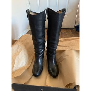 Frye Jackie Button Tall